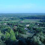 Panoramisch uitzicht